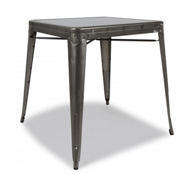 Gone rogue tolix style bistro table for Table style tolix